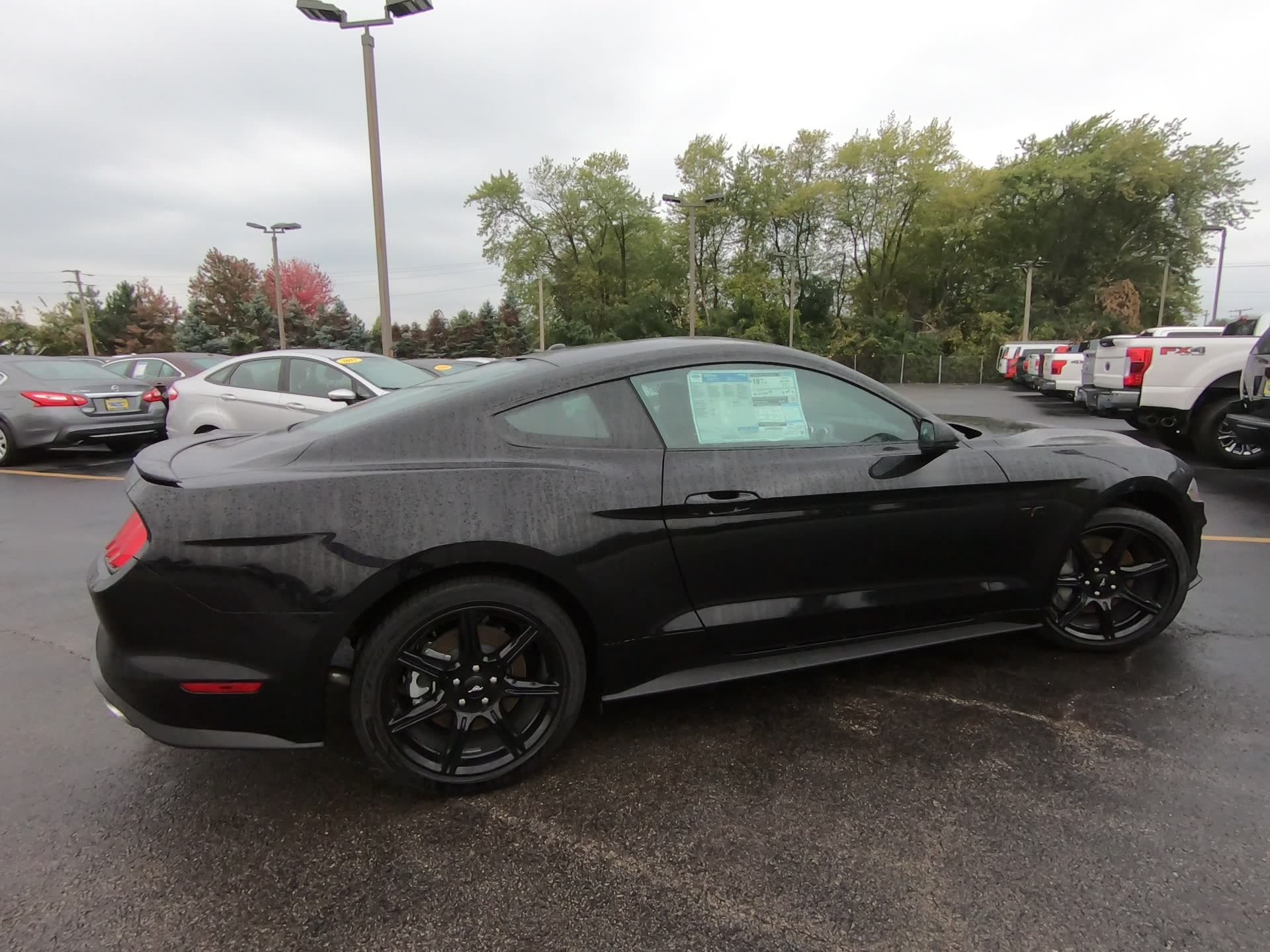 New 2019 Ford Mustang GT PREM FB