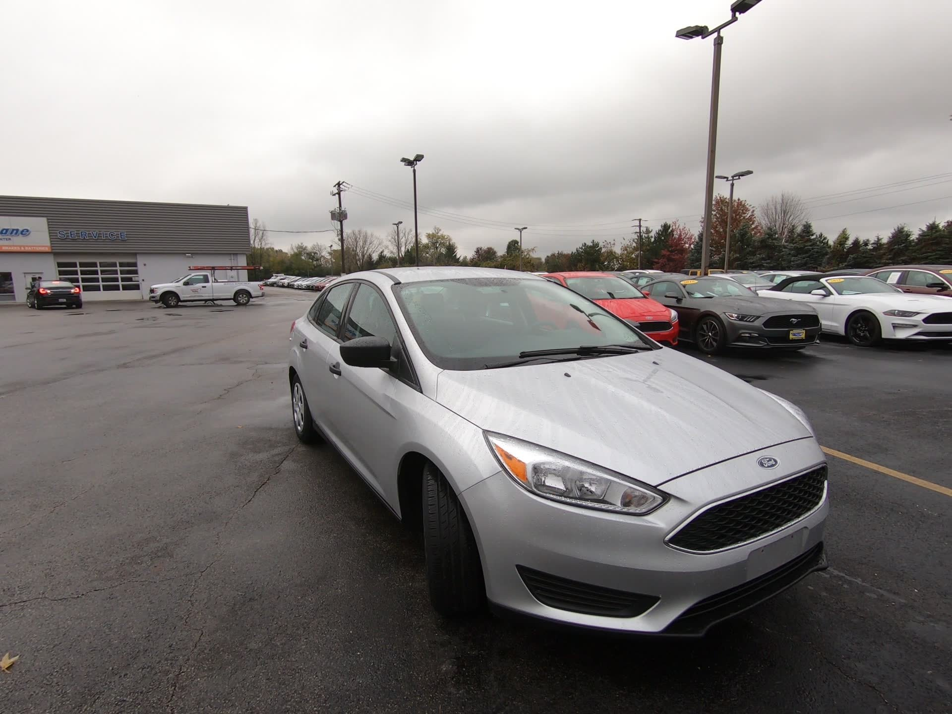 Certified Pre-Owned 2016 Ford Focus S
