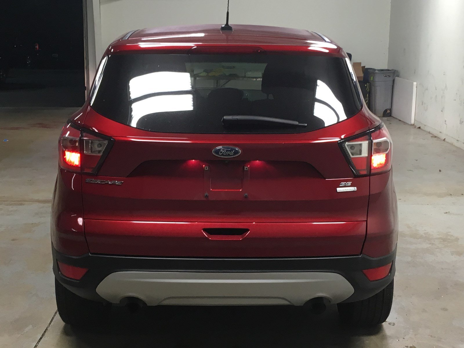 Certified Pre-Owned 2017 Ford Escape SE Ecoboost