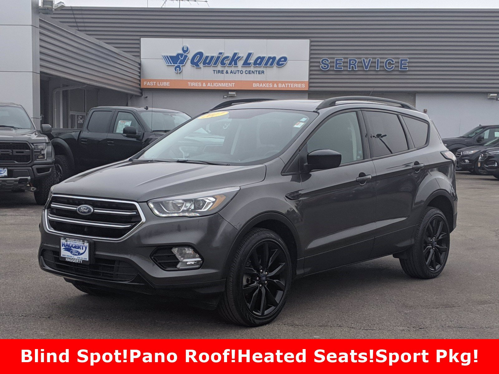 Certified Pre-Owned 2017 Ford Escape SE 4WD