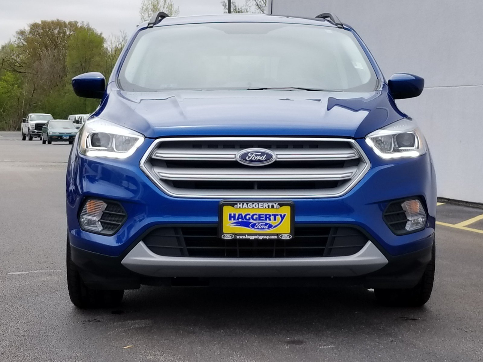 Certified Pre-Owned 2018 Ford Escape SEL