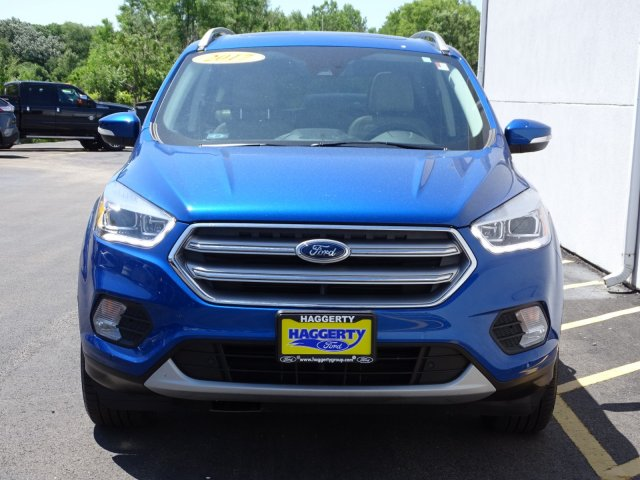 Certified Pre-Owned 2017 Ford Escape Titanium 4WD 301A