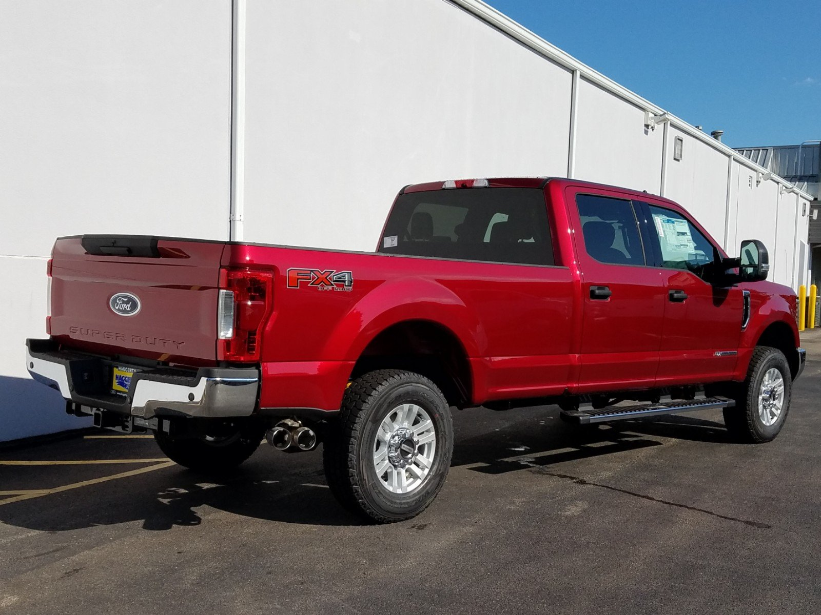 New 2019 Ford Super Duty F-250 SRW XLT 4WD