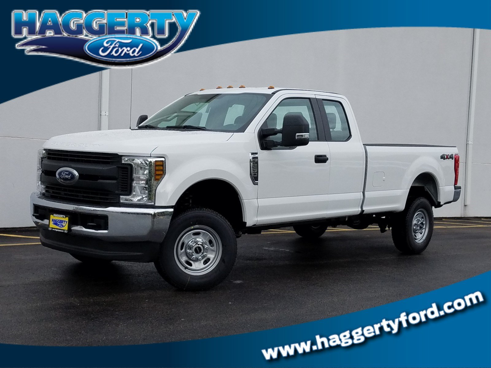 New 2019 Ford Super Duty F-250 SRW XL 4WD