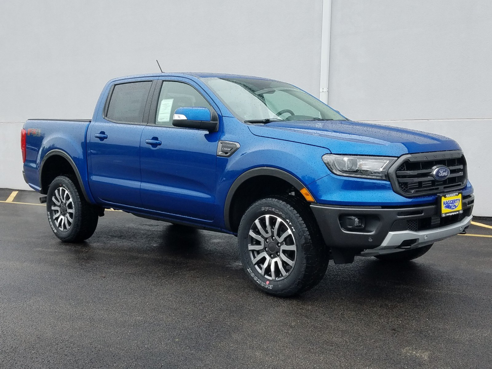 New 2019 Ford Ranger 4WD