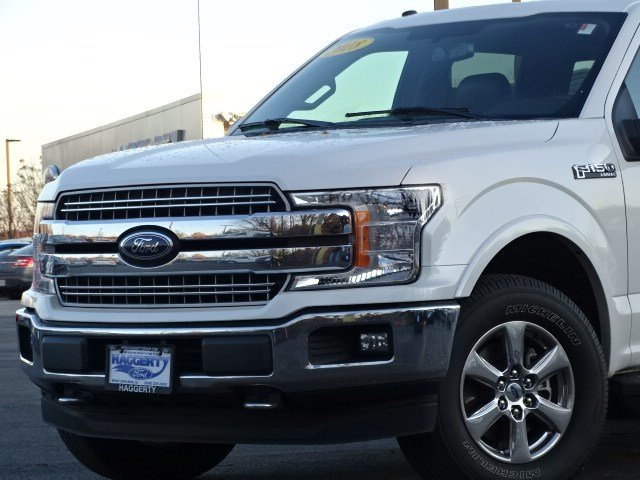 Certified Pre-Owned 2018 Ford F-150 LARIAT 4WD Supercrew