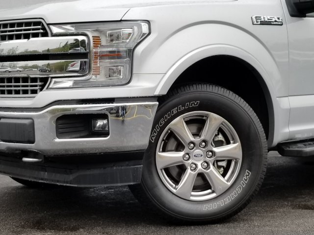 Certified Pre-Owned 2018 Ford F-150 LARIAT