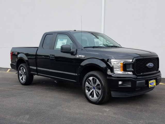 New 2019 Ford F-150 2WD