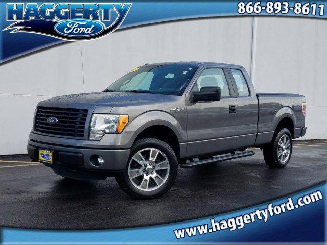 Certified Pre-Owned 2014 Ford F-150 STX