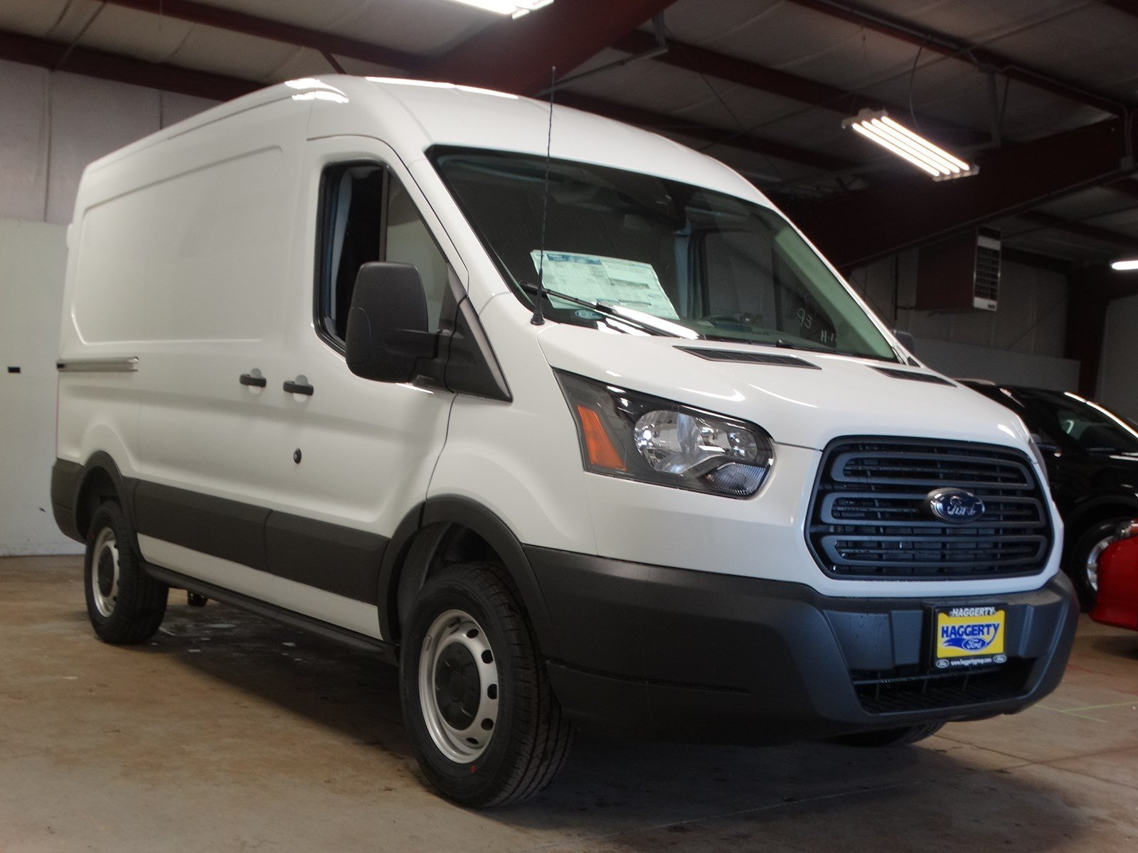 New 2019 Ford Transit Van 250 MR