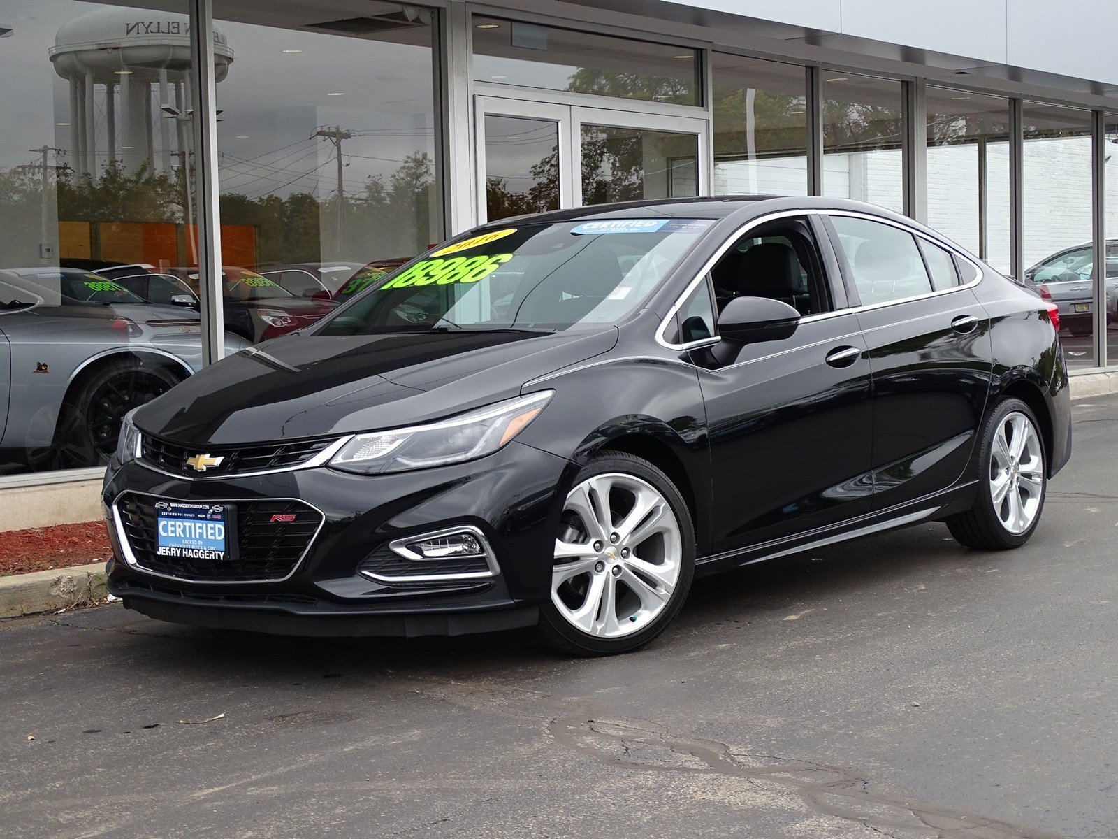Certified Pre-Owned 2016 Chevrolet Cruze Premier
