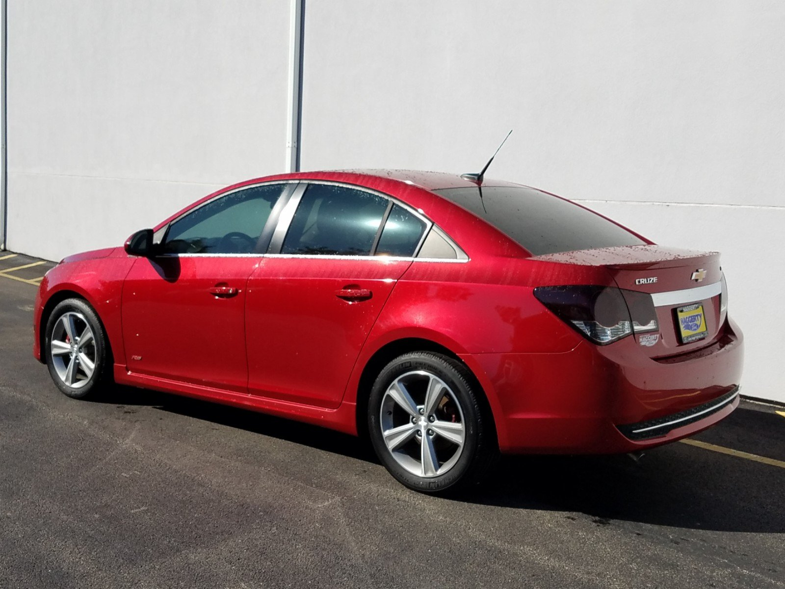 Pre-Owned 2012 Chevrolet Cruze LT w/2LT