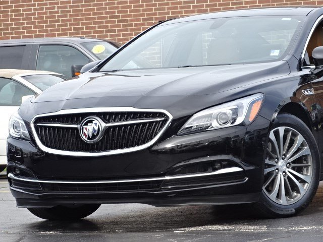 Certified Pre-Owned 2019 Buick LaCrosse AWD Essence