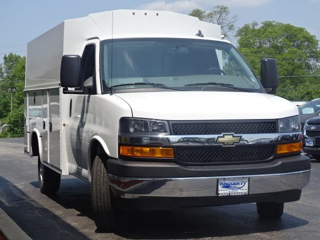 New 2019 Chevrolet Express Commercial Cutaway COMMERCIAL