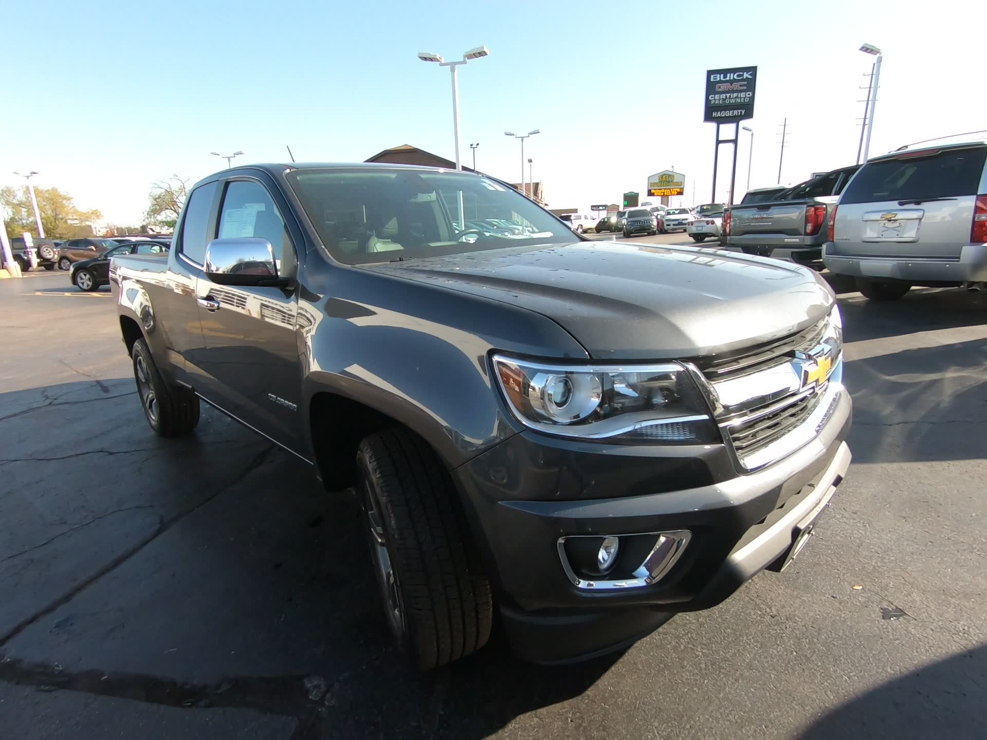 Certified Pre-Owned 2016 Chevrolet Colorado 4WD LT