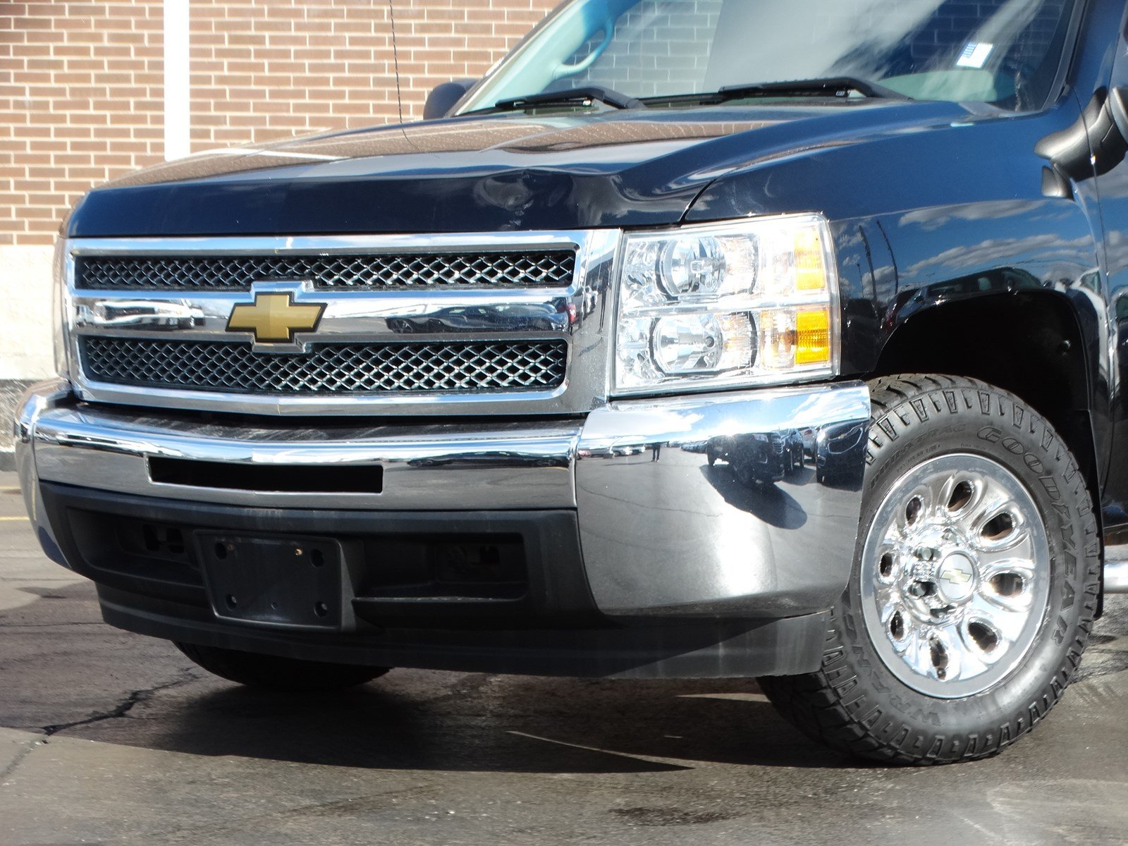 Pre-Owned 2012 Chevrolet Silverado 1500 Work Truck