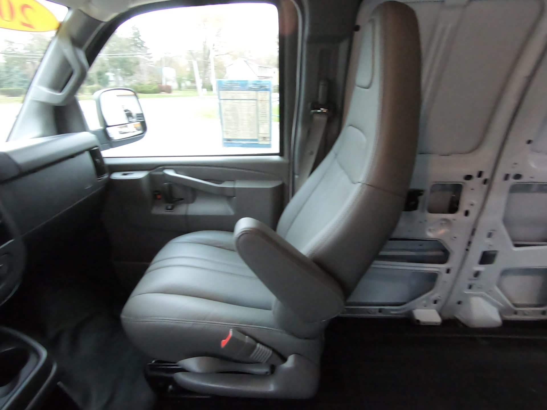 Pre-Owned 2019 Chevrolet Express Cargo Van G2500