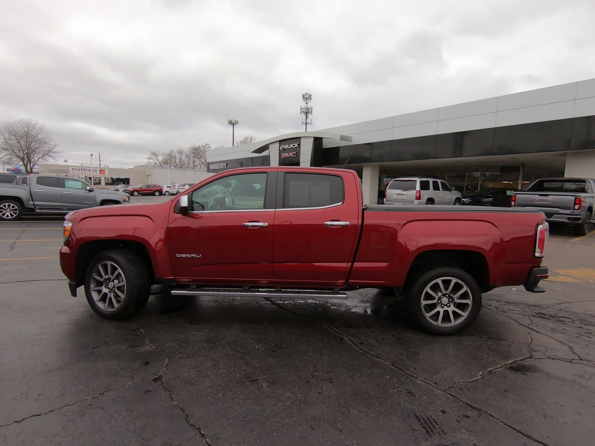 Pre-Owned 2019 GMC Canyon 4WD Denali
