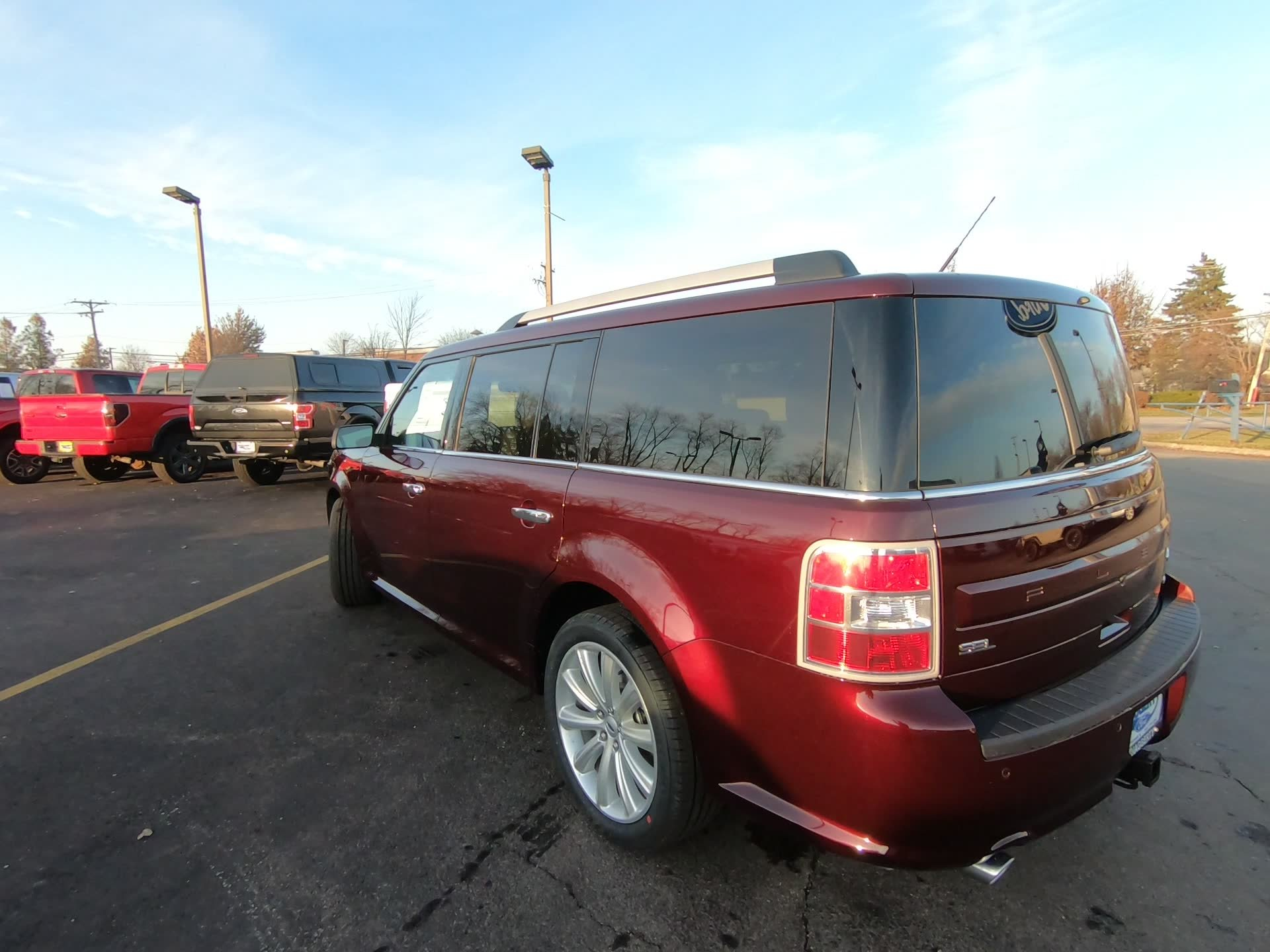 New 2019 Ford Flex SEL