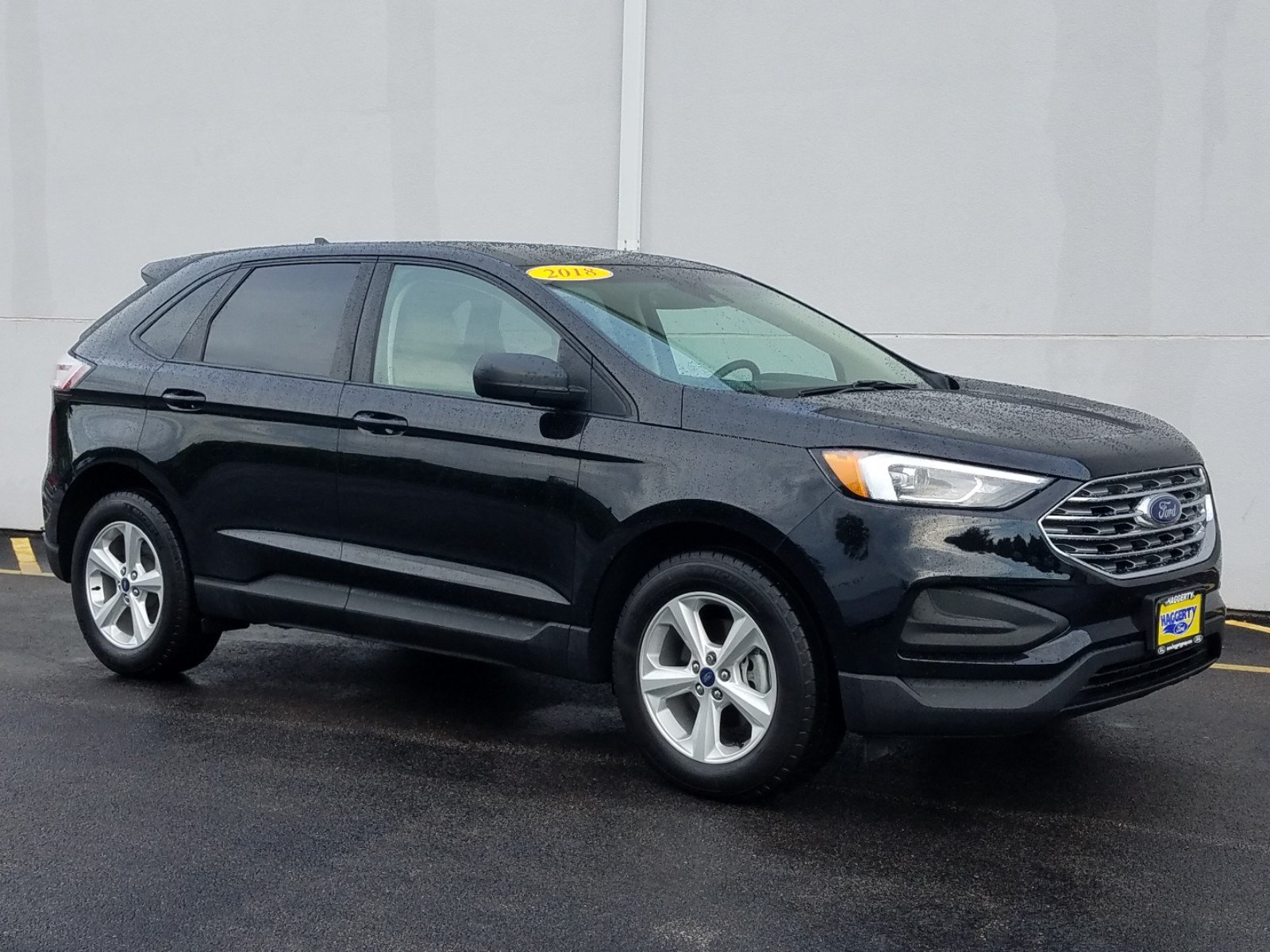 Certified Pre-Owned 2019 Ford Edge SE