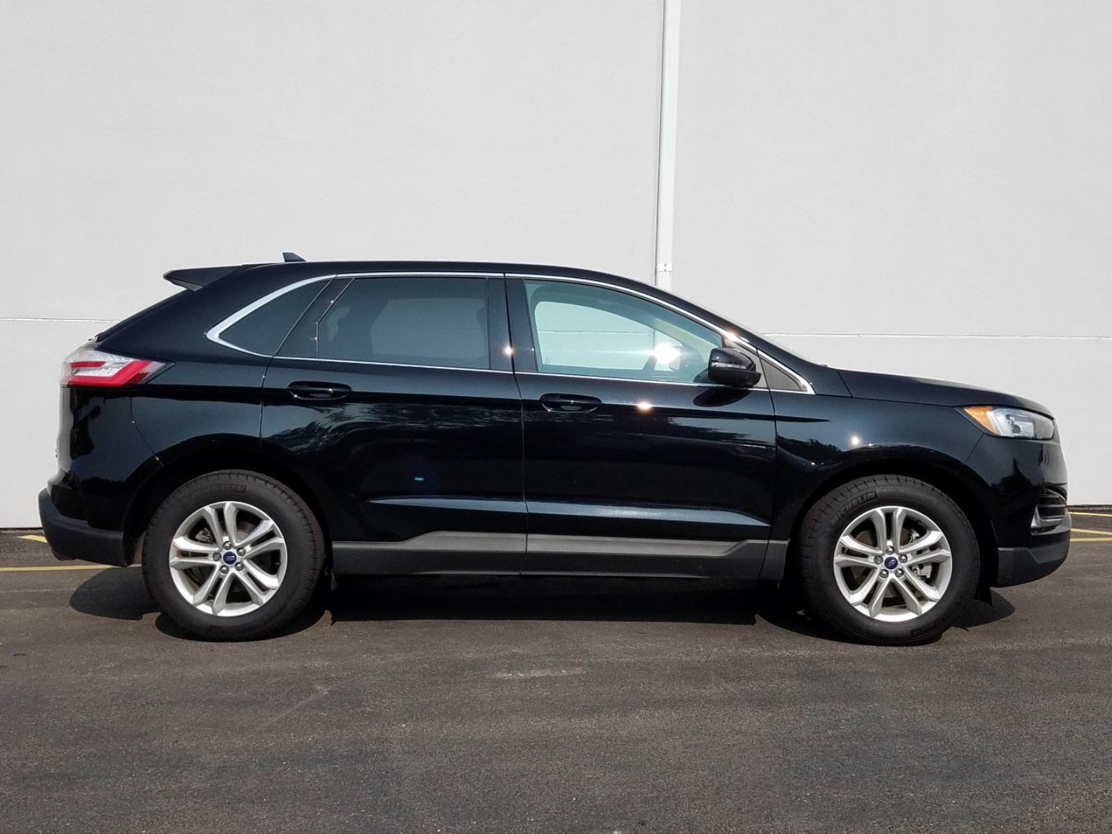 Certified Pre-Owned 2019 Ford Edge SEL