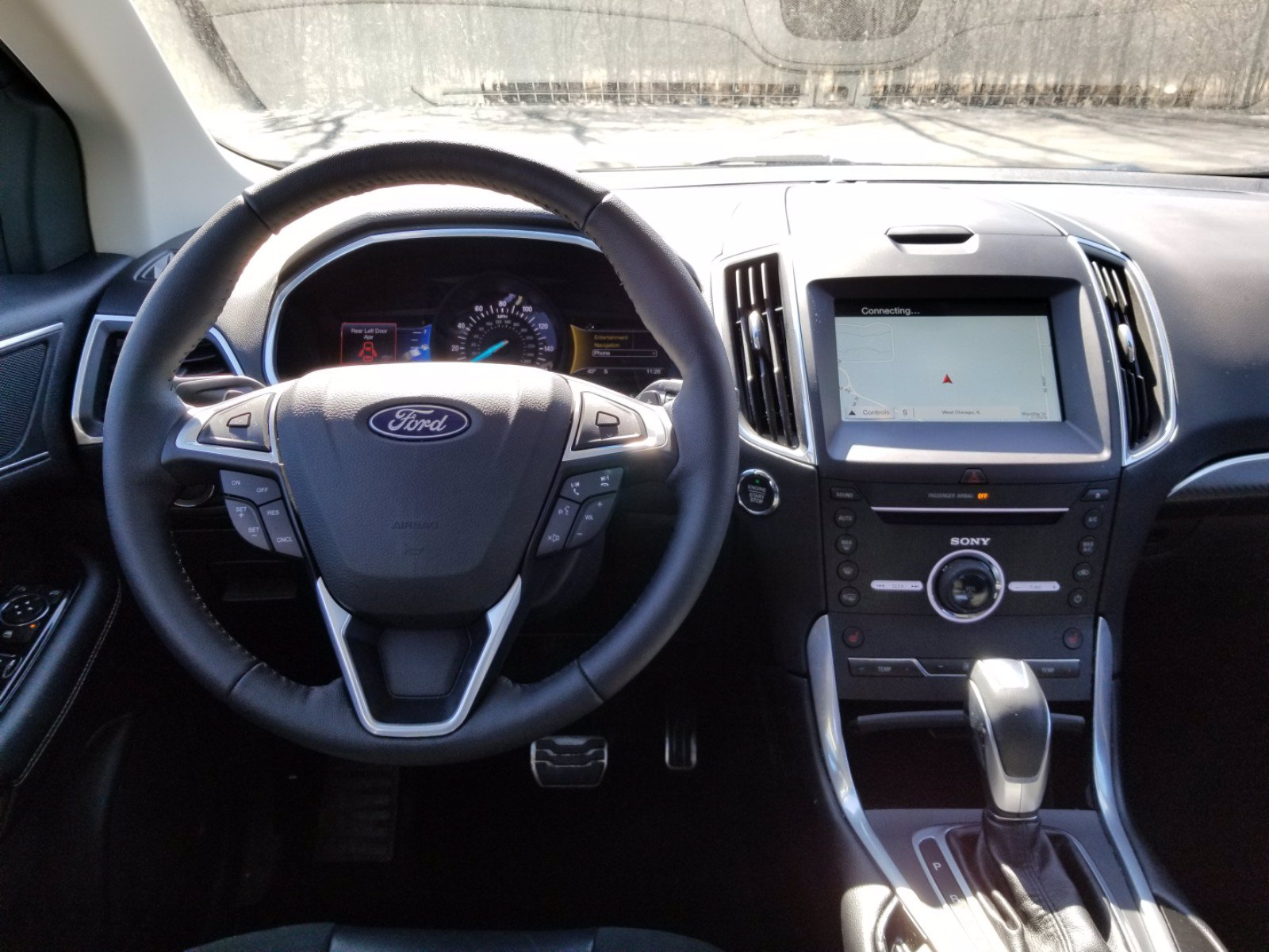 Certified Pre-Owned 2016 Ford Edge Sport AWD