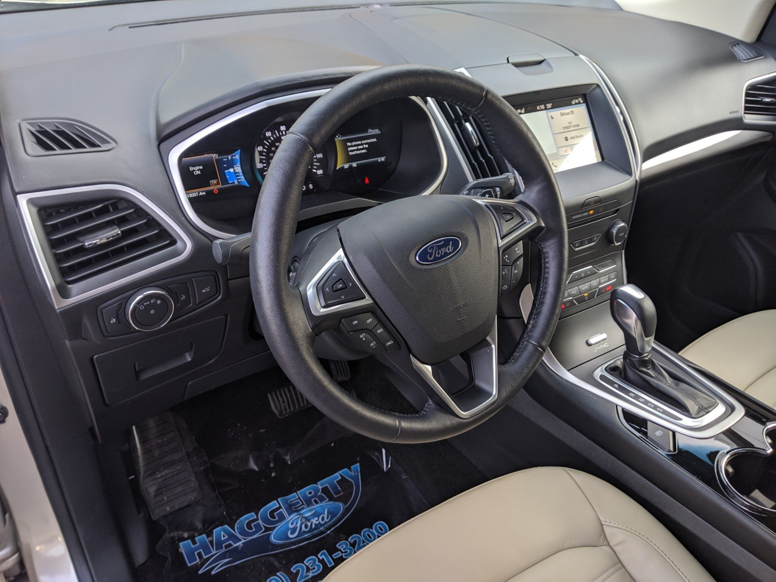Certified Pre-Owned 2017 Ford Edge SEL AWD