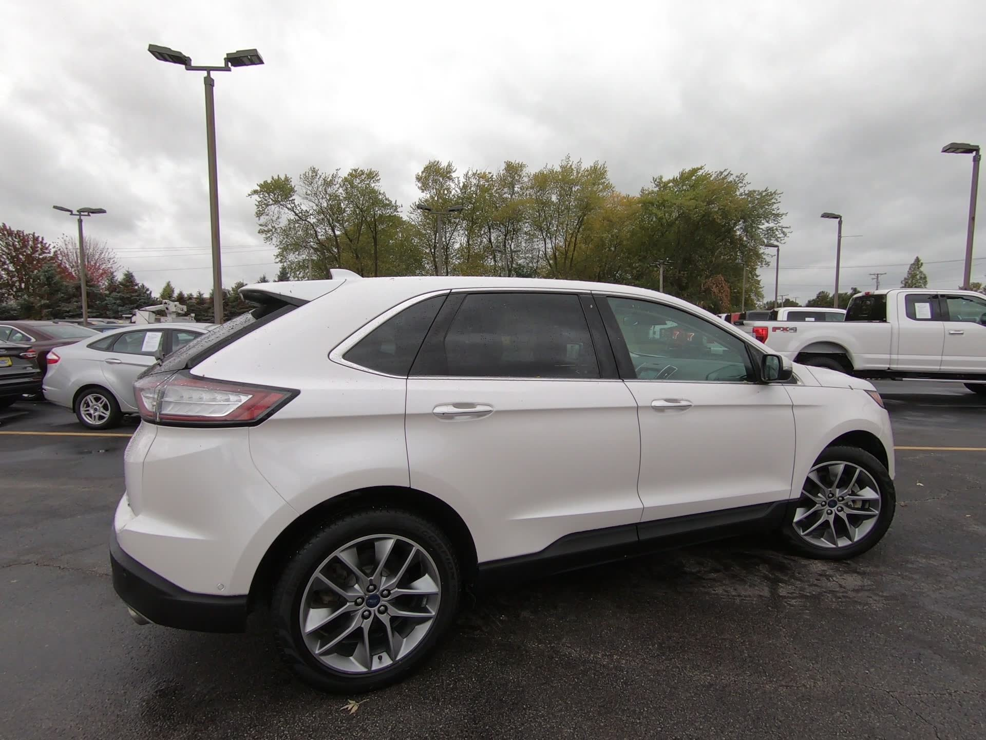 Certified Pre-Owned 2016 Ford Edge Titanium