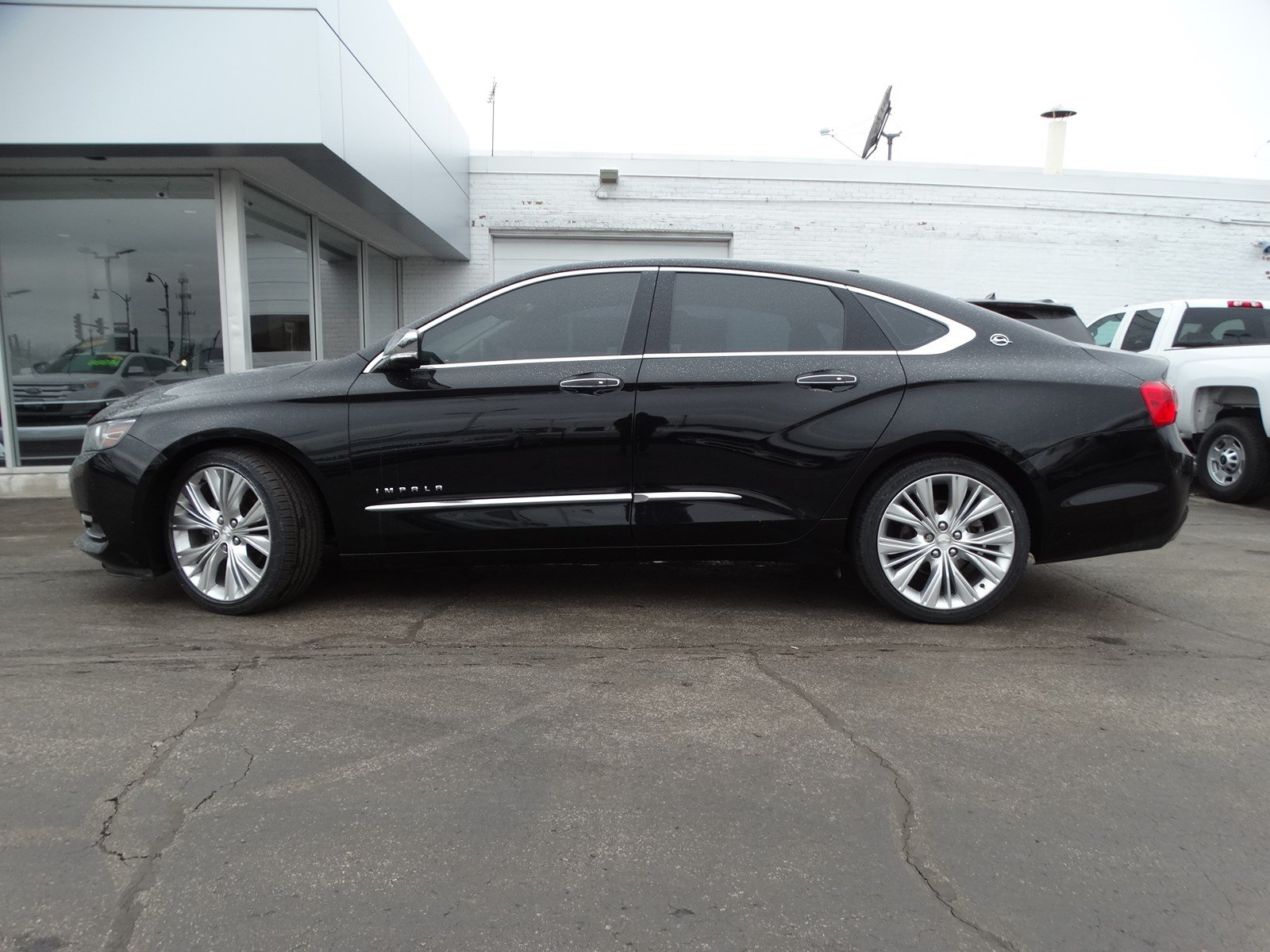 Certified Pre-Owned 2014 Chevrolet Impala LTZ