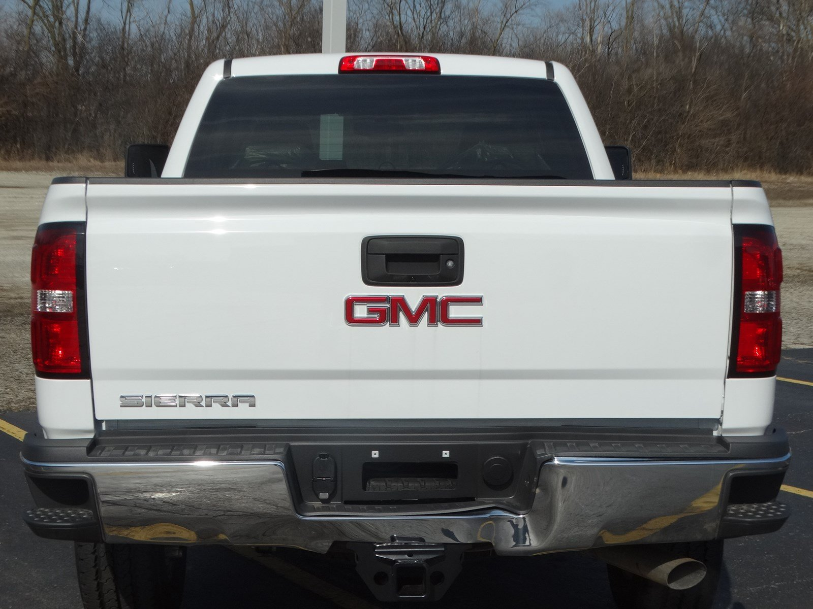 New 2019 GMC Sierra 2500HD 2500 4WD WITH BOSS PLOW