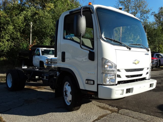 New 2018 Chevrolet 4500 LCF Gas LCF