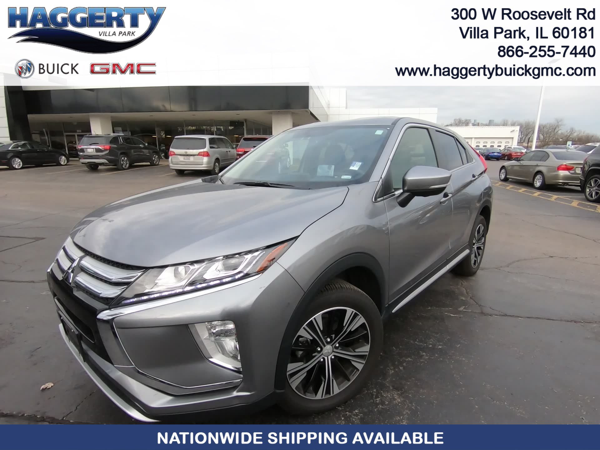 Pre-Owned 2019 Mitsubishi Eclipse Cross SE