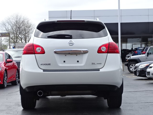 Pre-Owned 2013 Nissan Rogue AWD SL
