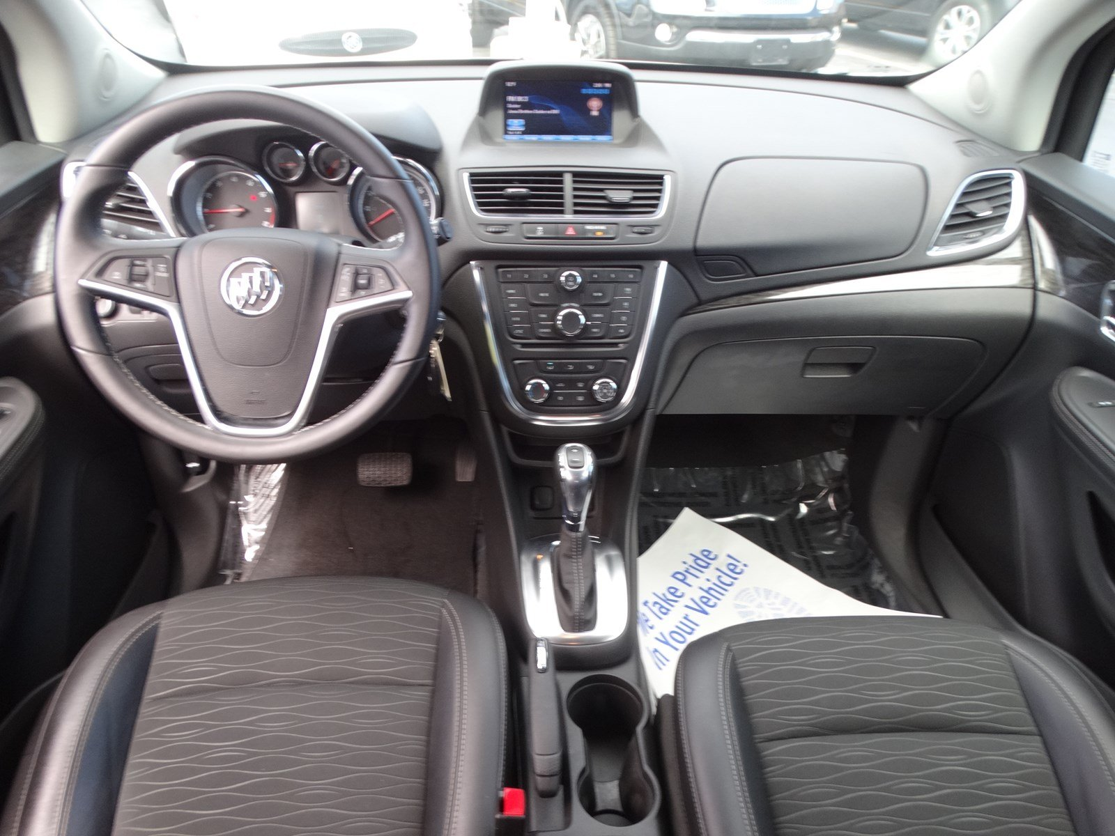 Certified Pre-Owned 2015 Buick Encore FWD