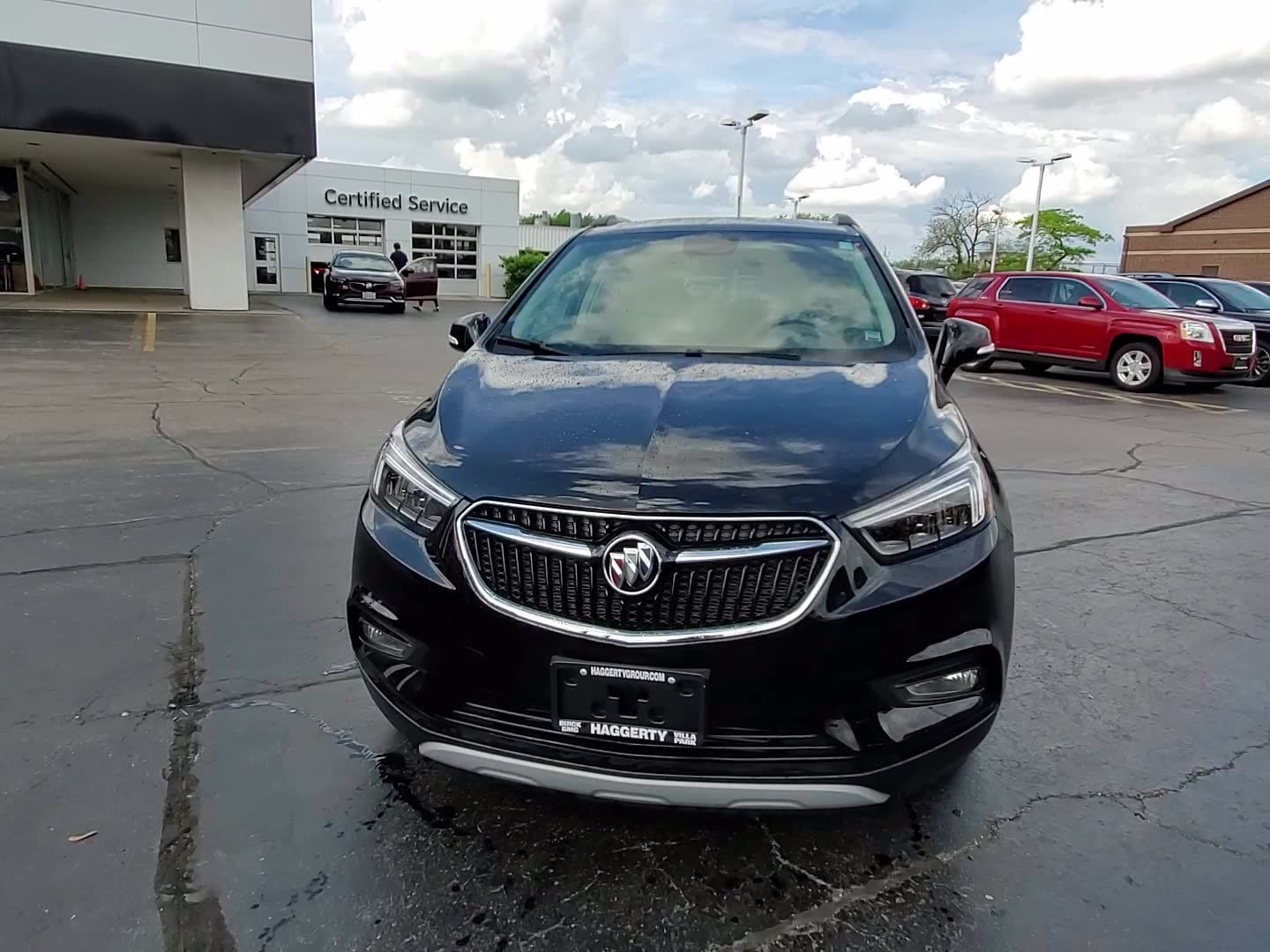 New 2020 Buick Encore Essence