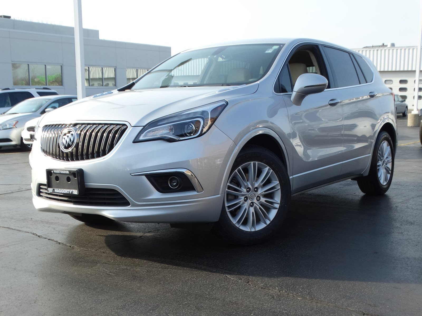 Certified Pre-Owned 2017 Buick Envision Preferred