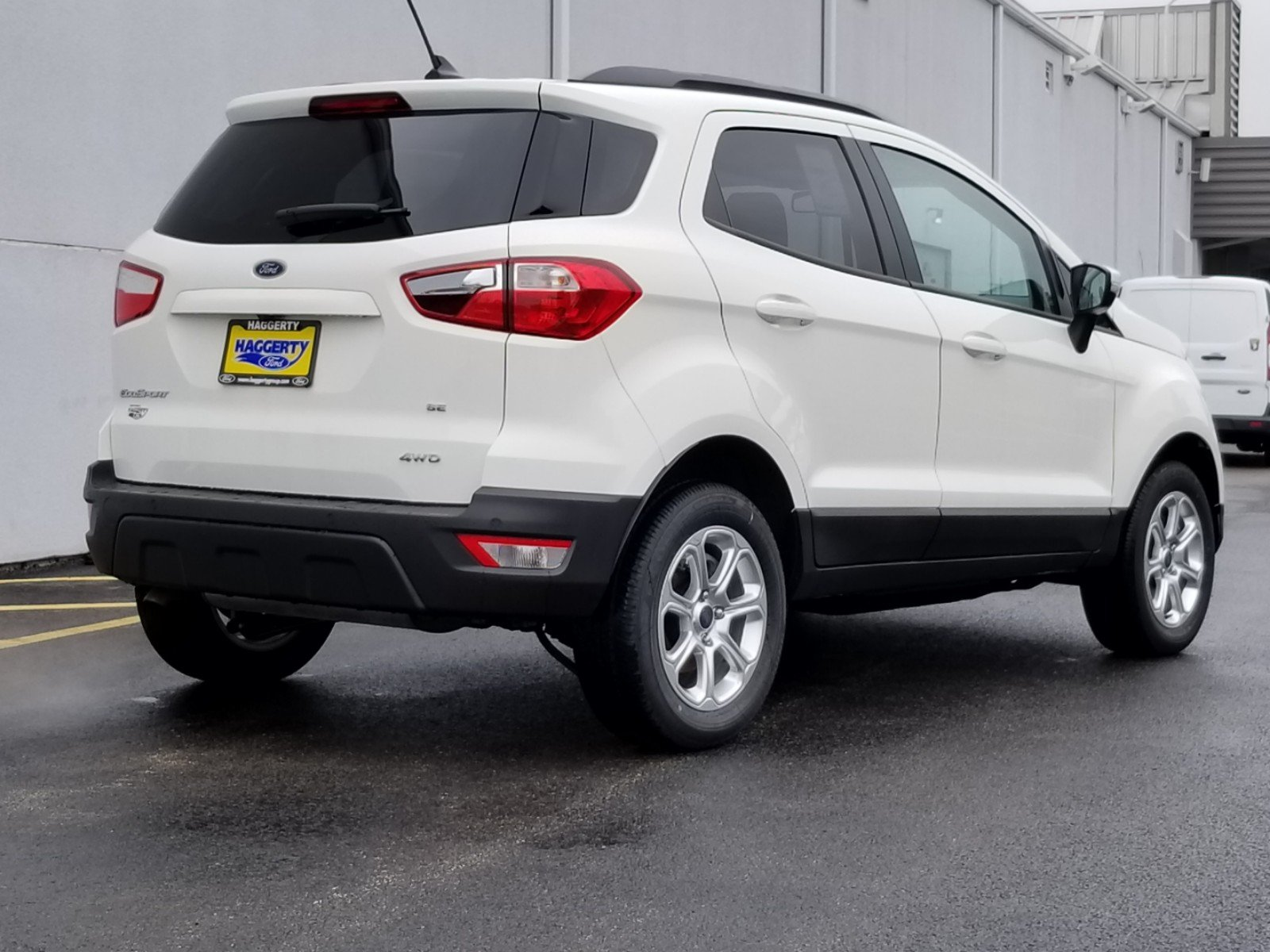 New 2018 Ford EcoSport SE 4WD 200A