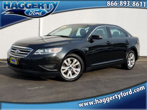 Certified Pre-Owned 2011 Ford Taurus SEL