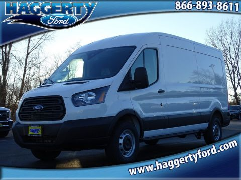 New 2019 Ford Transit Van 350 MR