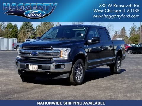Certified Pre-Owned 2019 Ford F-150 LARIAT 4WD