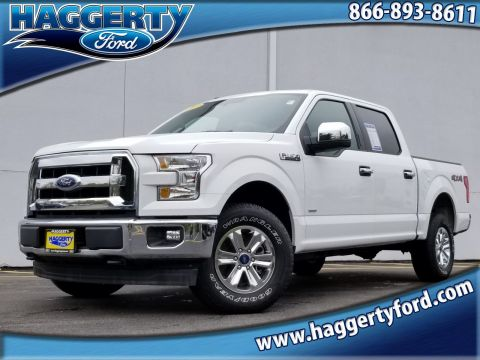 Certified Pre-Owned 2017 Ford F-150 XLT 4X4 Crew Cab Ecoboost