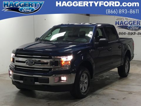 Pre-Owned 2018 Ford F-150 XLT 4X4 Crew Cab Ecoboost