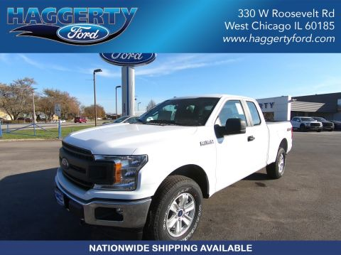 New 2019 Ford F-150 4WD