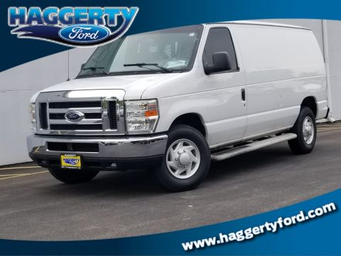 Pre-Owned 2008 Ford Econoline 250 Cargo Van