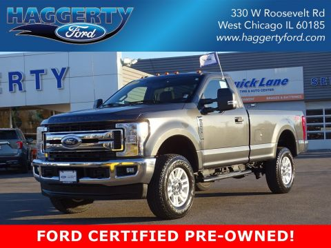 Certified Pre-Owned 2017 Ford Super Duty F-350 SRW XLT 4WD