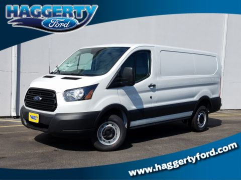 New 2019 Ford Transit Van 250 LR