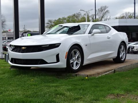 Certified Pre-Owned 2019 Chevrolet Camaro LT
