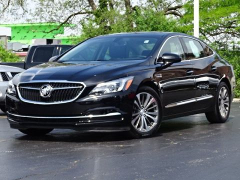 Pre-Owned 2019 Buick LaCrosse AWD Essence
