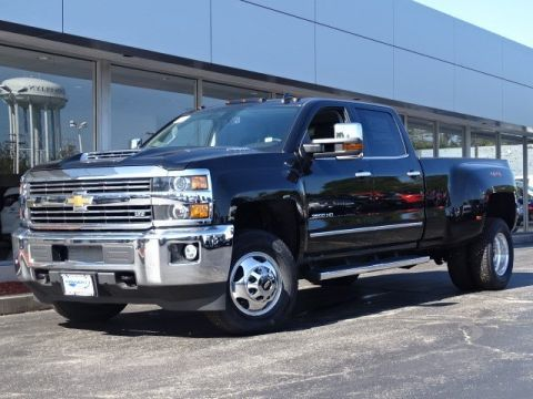 New 2019 Chevrolet Silverado 3500HD LTZ