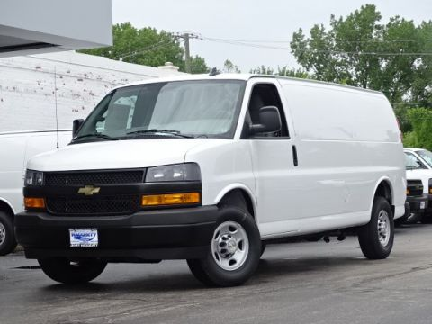 New 2019 Chevrolet Express Cargo Van G3500